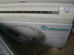 海信旧空调安装注意哪些步骤